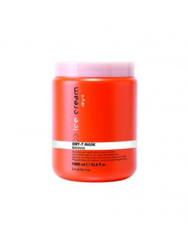 Masque nourrissant cheveux secs BANANA DRY-T INEBRYA 1l