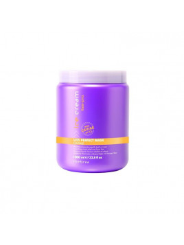 Masque lissant cheveux rebelles et crépus INEBRYA LISS PERFECT 1000 ml