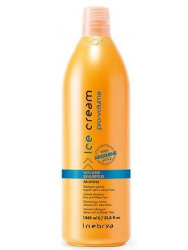 Shampoing volume cheveux fins et sans tonus INEBRYA 1l