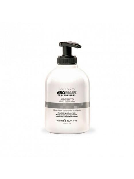 Masque pigmentant Kromask Argent 300 ml INEBRYA