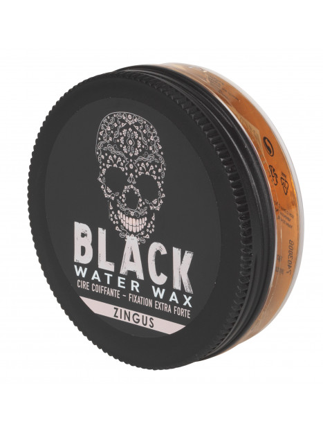 Cire coiffante Black Water Wax Zingus