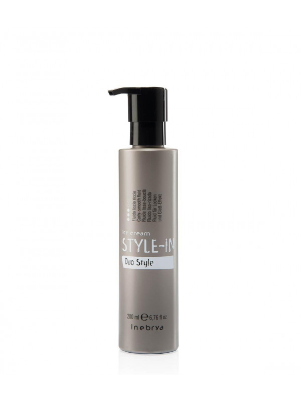 Fluide lisse-bouclés DUO STYLE STYLE-IN INEBRYA 200 ML