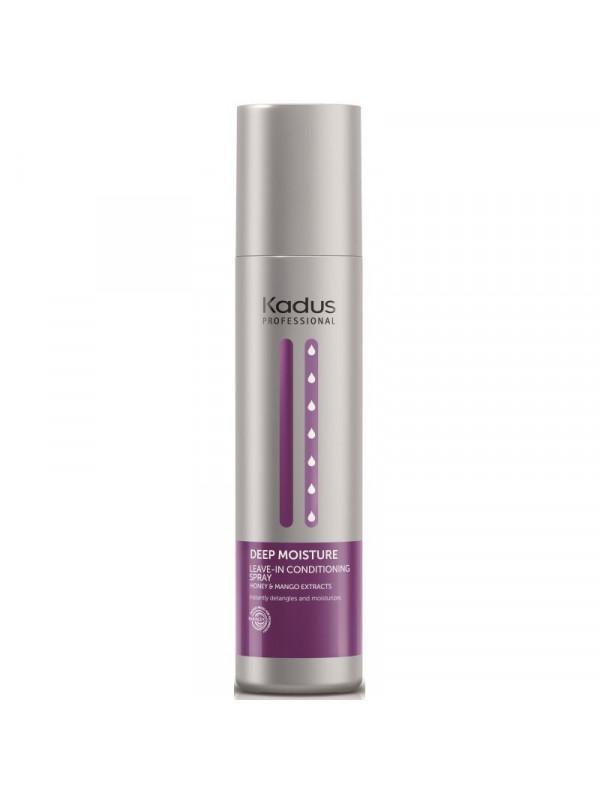 Spray après-shampoing cheveux secs DEEP MOISTURE KADUS 250ML