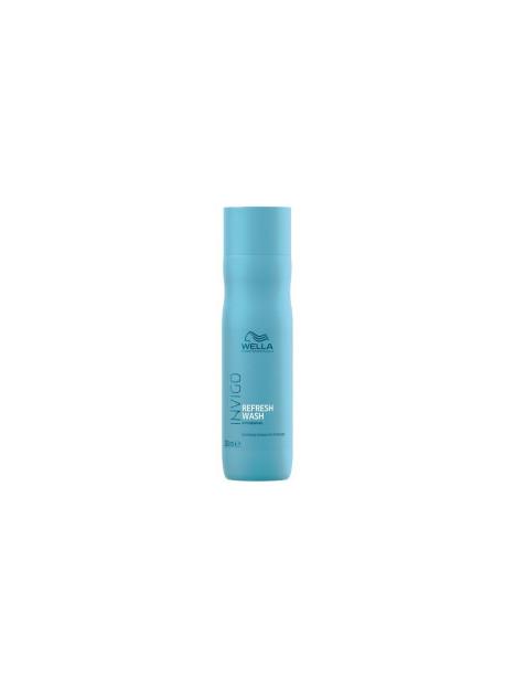 Shampoing vivifiant Invigo BALANCE REFRESH WELLA  250 ML