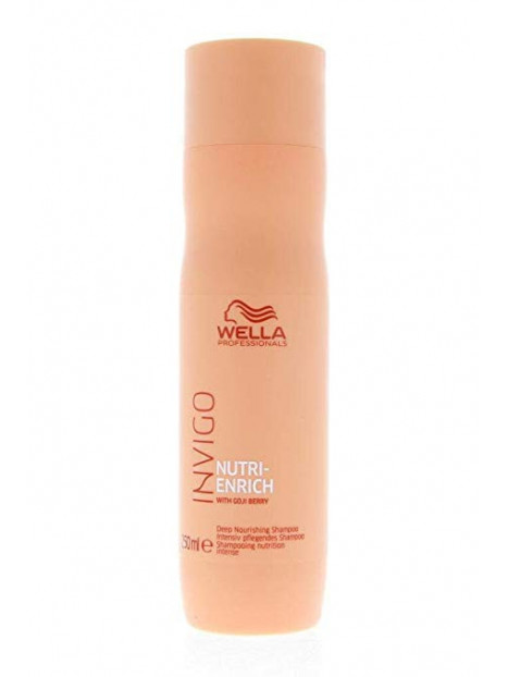 Shampoing nutrition intense Invigo Nutri-Enrich WELLA 250 ml