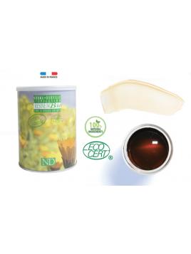 Pot de cire à épiler résine Bio Norma de Durville 800 ml