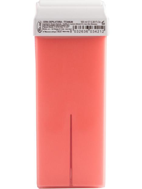 Cartouche cire rose titanium