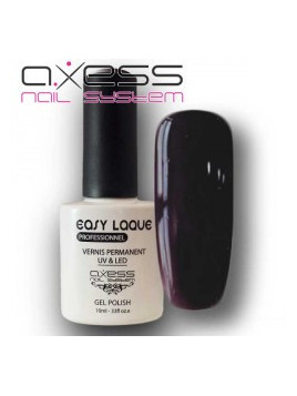 Vernis semi-permanent Tradition Marron Noir Axess Nail System 10 ml