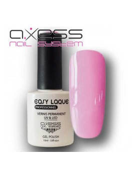 Vernis semi-permanent Tradition Rose Pâle Axess Nail System 10 ml