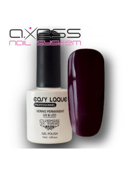 Vernis semi-permanent Tradition Rouge Noir Axess Nail System 10 ml