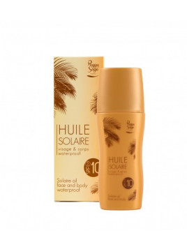 Huile solaire waterproof SPF10 Peggy Sage 140 ml