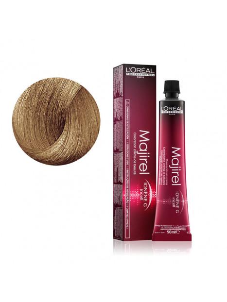Coloration avec ammoniaque Majirel n°8.04 Blond clair naturel cuivré de L'Oréal Professionnel