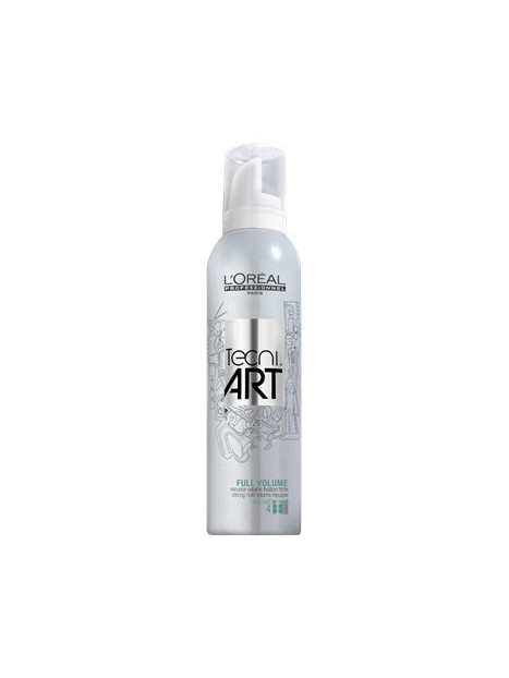 Mousse FULL VOLUME TECHNI ART L'OREAL 250ML