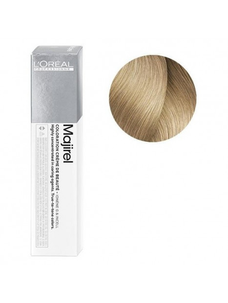 Coloration avec ammoniaque Majirel Cool Cover n°10 Blond très très clair de L'Oréal Professionnel