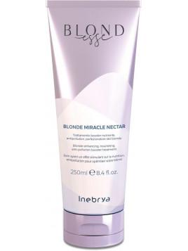 Soin Blonde Miracle Nectar Blondesse 150ml INEBRYA
