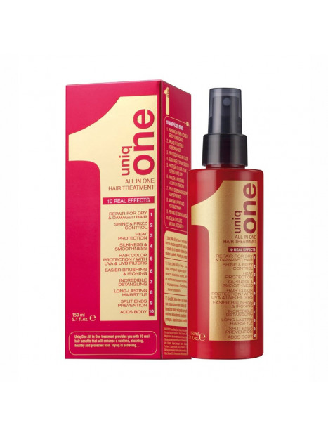 Masque en spray sans rinçage UNIQ ONE REVLON 150ML