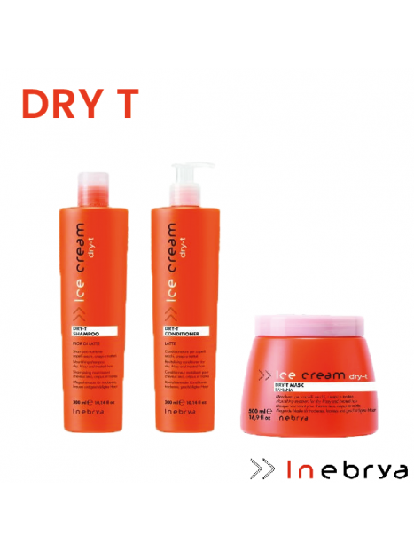 Kit Dry T Inebrya