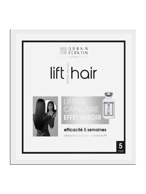 Coffret Lift Hair anti-âge 5 fioles Urban Keratin