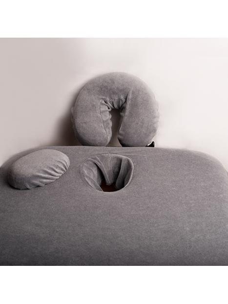 Housse de table 200x68x10cm trou visage avec tendeur