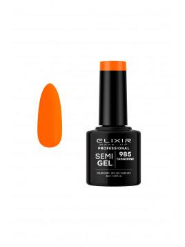 Vernis semi-permanent 985 Tangerine ELIXIR 8ML