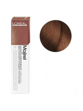 Coloration avec ammoniaque Majirel n°7.35 Blond doré acajou de L'Oréal Professionnel