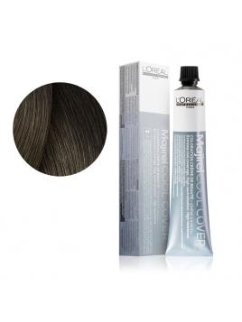 Coloration avec ammoniaque Majirel Cool Cover n°6.17 Blond foncé cendré mat de L'Oréal Professionnel
